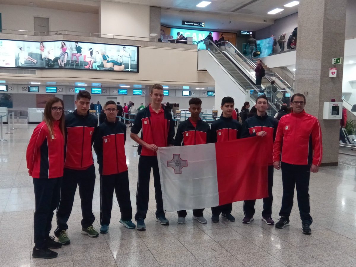 First ever Ministry for Education and Employment student team at the ISF World Championships